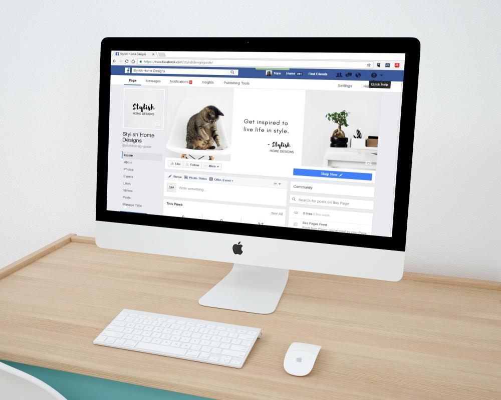 Comment créer une page Facebook attirante ?
