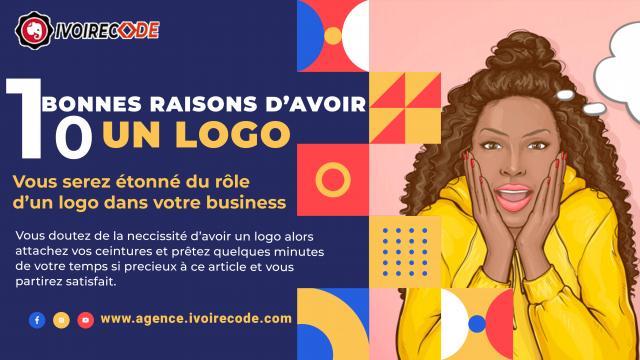 10 bonnes raisons d'avoir un logo