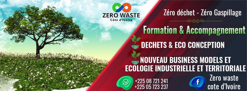 Bannière Zero waste Cote d'ivoire