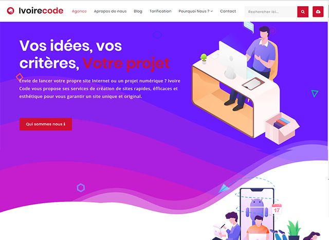 Agence Ivoire Code