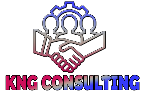 Création de logo KNG Consulting