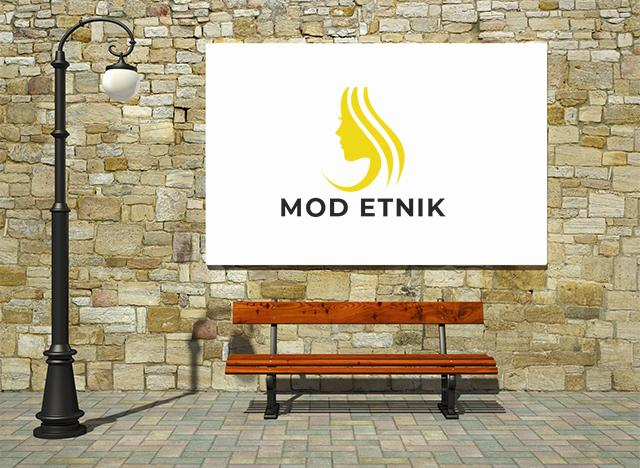Création de Logo Mod Etnik